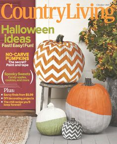 Country Living, October 2012
