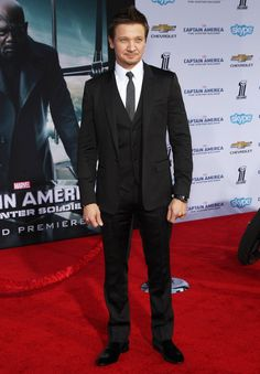 Captain America: The Winter Soldier Los Angeles Premiere
