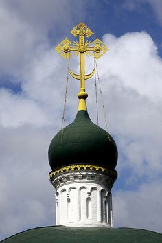 The Novodevichy Convent (Moscow, Russia).