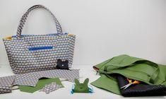 DIY : recycler ses chutes avec un tuto facile, sans machine à coudre. Patron + pas à pas gratuit Diy, Couture Sac, Sewing, Pouch Bag, Boss, Bags, Bricolage, Do It Yourself, Homemade