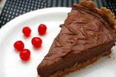 Torta Mousse de Chocolate | Receita