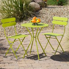 Patio bistro set outdoor 3pc table chairs metal dining furniture patio bistro set outdoor 3pc table chairs metal dining furniture garden green office pinterest bistro set dining furniture and dining room table watchthetrailerfo