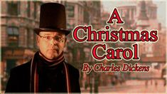 Learn English - A Christmas Carol - by Charles Dickens - English story a...