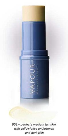 Vapour Organic Beauty Stratus Instant Skin Perfector, Award Winning, Anti-Aging, Organic Foundation, Primer, Concealer