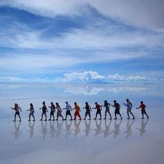 I really want to visit Bolivia - everyone that has been said they loved it and the salt flats look so cool! Wonderful Places, Beautiful Places, Australia Tourism, Bolivia Travel, G Adventures, Travel Tours, Future Travel, Vacation Spots, Places To See