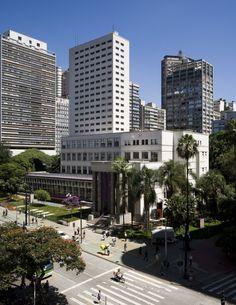 Biblioteca Mário de Andrade em São Paulo/Brasil.