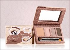 Mother's Day gift ideas: Benefit Cosmetics - big beautiful eyes, eye contour kit #benefitgals #mothersday #giftideas