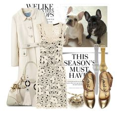 We're watching you! by pensivepeacock on Polyvore featuring polyvore fashion style Marc by Marc Jacobs Lanvin Chanel Swatch Louis Vuitton Prada H&M clothing