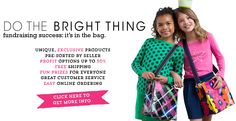 Great School Fundraisers - Mixed Bag Designs