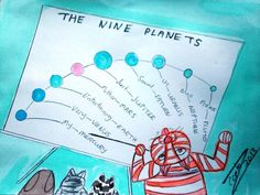 How to Remember the Nine Planets