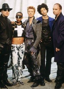 Mike Garson (piano), Gail Ann Dorsey (bass, vocals), David Bowie, Sterling Campbell (drums), Reeves Gabrels (guitar). C.1996