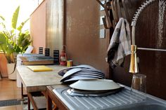 La cocina #Kitchen #cooking  #cocina  #dinners  #cenas #barcelona  #events  Paseo de Gracia, #kokun,  #avenir