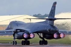"https://flic.kr/p/VJvAK2 | 85-0084\EL B-1B 28th BW, 34th BS ""Thunderbirds"", Ellsworth AFB, SD"
