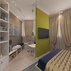 Проект 3-х комнатной квартиры