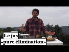 """Le jus qui """"brûle"""" les graisses - www.regenere.org - YouTube"""