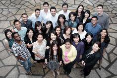 The team at Havas Media Singapore