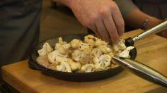 Torsk med blomkål Vand, Fish And Seafood, Cauliflower, Dessert, Vegetables, Cauliflowers, Postres, Veggie Food, Deserts
