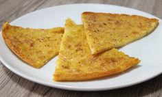 Farinata di Ceci o Cecina, ricetta originale Healthy Recipes App, Healthy Recipes For Weight Loss, Quiche, Savory Tart, Few Ingredients, No Bake Desserts, Finger Foods, Italian Recipes, Food And Drink