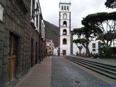 Plaza de Garachico Tenerife