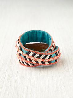 Free People Masumi Wrap Bracelet, C$270.85