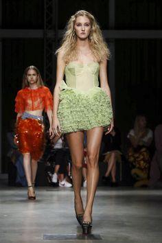 Daizy Shely Ready To Wear Spring Summer 2018 Milan