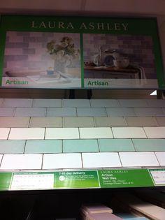 Laura ashley susan caron rosetti kitchen tiles