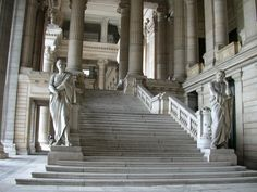 Roman Architecture | Image*After : image : stairs roman architecture pillars