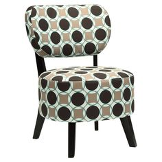 Found it at Wayfair - Aura Sphere Accent Chair in Pool