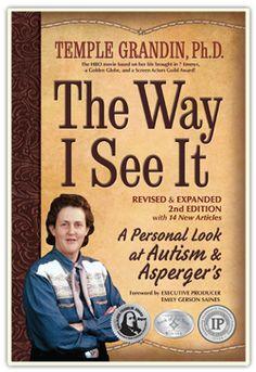 I really admire Temple Grandin.