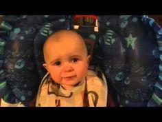 #UnVideoPara conmoverse y alegrarse #Love #Mom  Bebe llora de la Emoción al escuchar a su mamá cantar