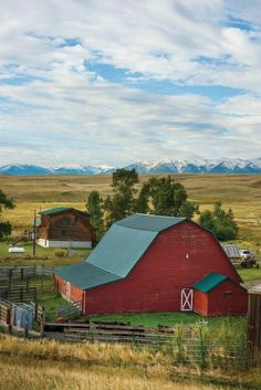 Rustic Red Barn