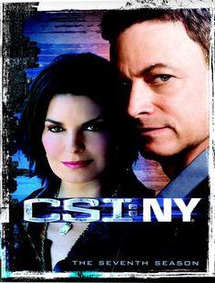 CSI:NY sela ward and gary sinise Eddie Cahill, Eric Szmanda, Sela Ward, Emmanuelle Vaugier, Las Vegas, Gary Sinise, Drama, Season 7, Favorite Tv Shows