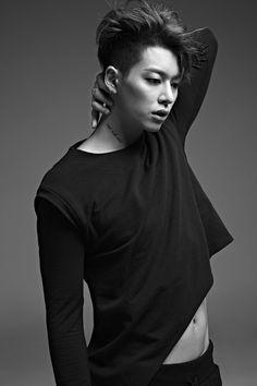 BOYFRIEND Obsession: 2nd. Mini Album (2014.06.09) BOYFRIEND's Dong Hyun