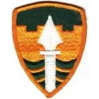 43 Military Police Brigade Patch. US Army