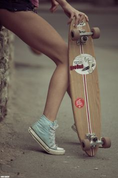 I want this longboard !!