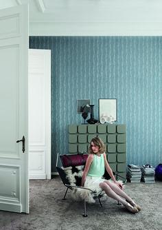 Elektra, Chase: A striking design, best suited to a chic modern scheme.