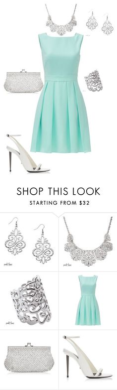 """""""Park Lane Jewelry - Flora"""" by dlpearce on Polyvore featuring Kate Spade and Monsoon"""