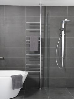 NEW Hydrotherm Heated Towel Rails.