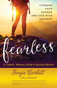 In her new book, the author of Unleashed takes us deep into scripture and the spiritual practices of the Church in order to show us how to resist the avalanche of temptations that can threaten us and lead to paralyzing anxiety and fear. Through her powerful personal story and teaching, Corbitt shows us how to put on the armor of Christ and learn to live fearlessly, love with abandon, and embrace life with confidence.