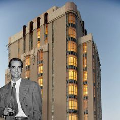 The Many Suites of the Late Rich Recluse Howard Hughes