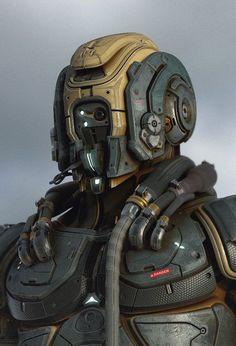 """""""cyberpunk robot""""的图片搜索结果"""