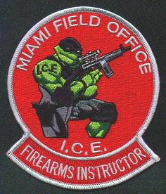 Immigration Customs and Excise Firearms Instructor - policemag.com