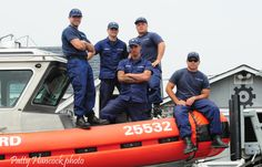 United States Coast Guard: Semper Paratus!