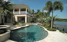 Beautiful Waterfront Vacation Home