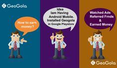 #Earn #money Easy Using #GeoGola #MobileApp To Install Click Link .https://play.google.com/store/apps/details?id=com.geogola&hl=en&utm_term=Mobile+app