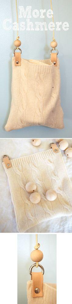 cashmere bag
