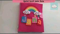 Diy Quiet Books, Baby Quiet Book, Felt Quiet Books, Quiet Book Templates, Quiet Book Patterns, Hand Art Kids, Felt Crafts Kids, Sensory Book, Felt Baby