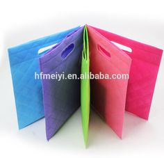 New arrived Eco Storage Handbag Cotton Cute Foldable Shopping Tote Reusable Non woven shopping Bags