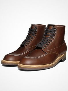 2012.08.11. Never goes out of style! The classic Indy Boot from Alden.