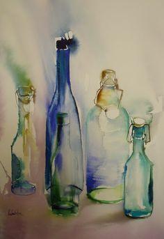 ATELIER DE LA PETITE MER : bouteilles
